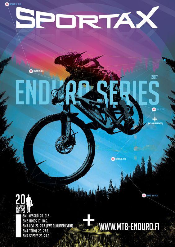 Finnish MTB Enduro Seriess