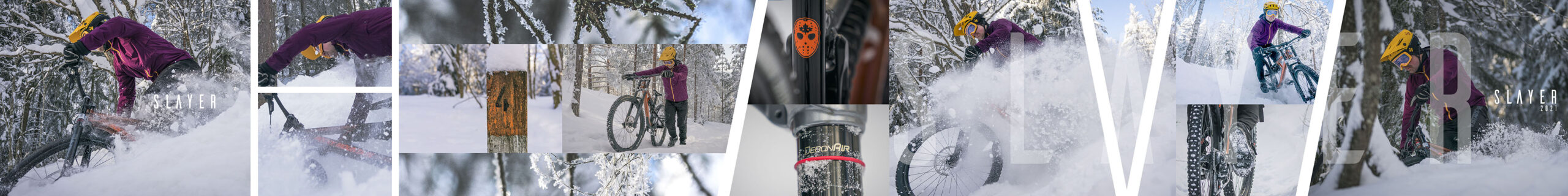 Rocky Mountain Sweet protection winter shoot